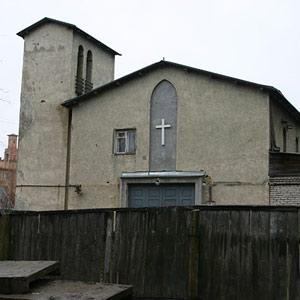 2006 год. Сортавала. Карельская Евангелическо-Лютеранская Церковь