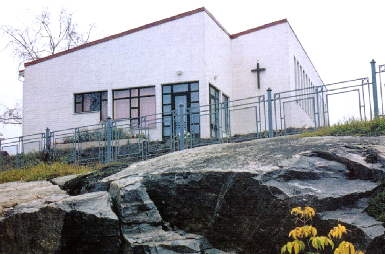 2002. Lutheran church in Sortavala