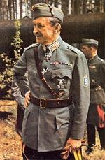 4 июня 1942 года. Карл Густав Эмиль Маннергейм