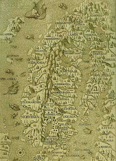 1565. Historia delle genti et della natura delle cose settentrionali