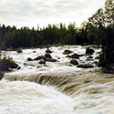 Late 1990's. National Park Paanajärvi