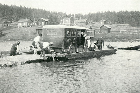 1930. Ferry-boat