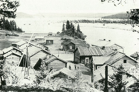 1930's. Kauppila Farm