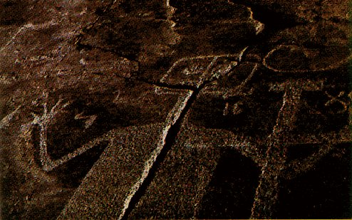 1990-е годы. Онежские петроглифы