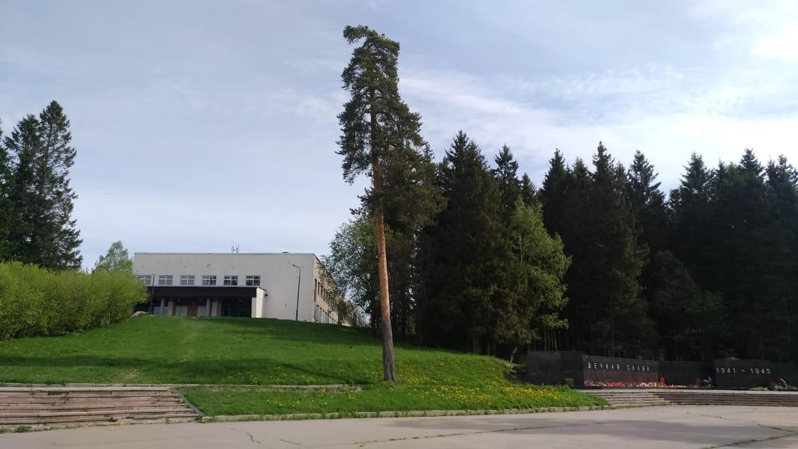 Toukokuu 2019. Pitkäranta. Klubi