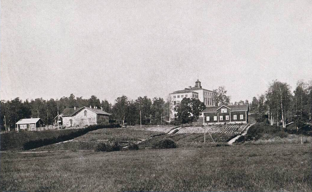 1930's. Impilahti. East Karelian Folk high school