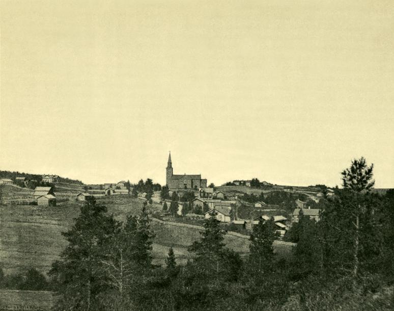 1890's. Impilahti