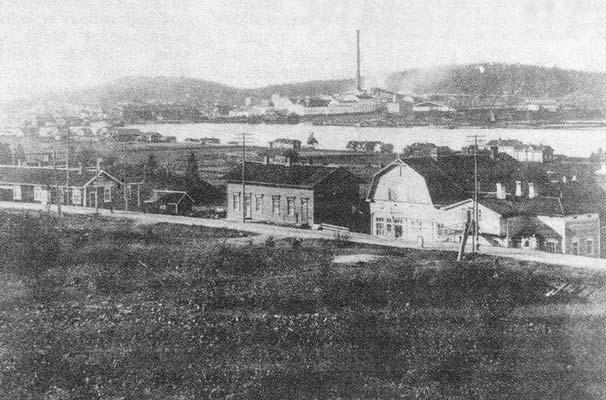 1920-luvun. Pitkäranta