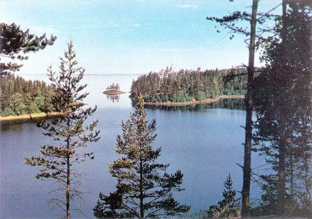 1982. The Karelian landscape