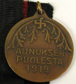 Olonets Commemorative Medal