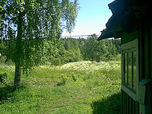 June 19, 2005. Derevjanka station