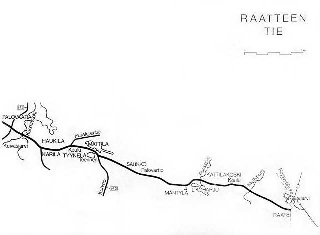 The Raate Road