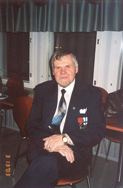 March 13, 2003. Erkki Pullinen