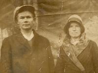 Начало 1930-х годов. Рейно и Анни Хяннинен