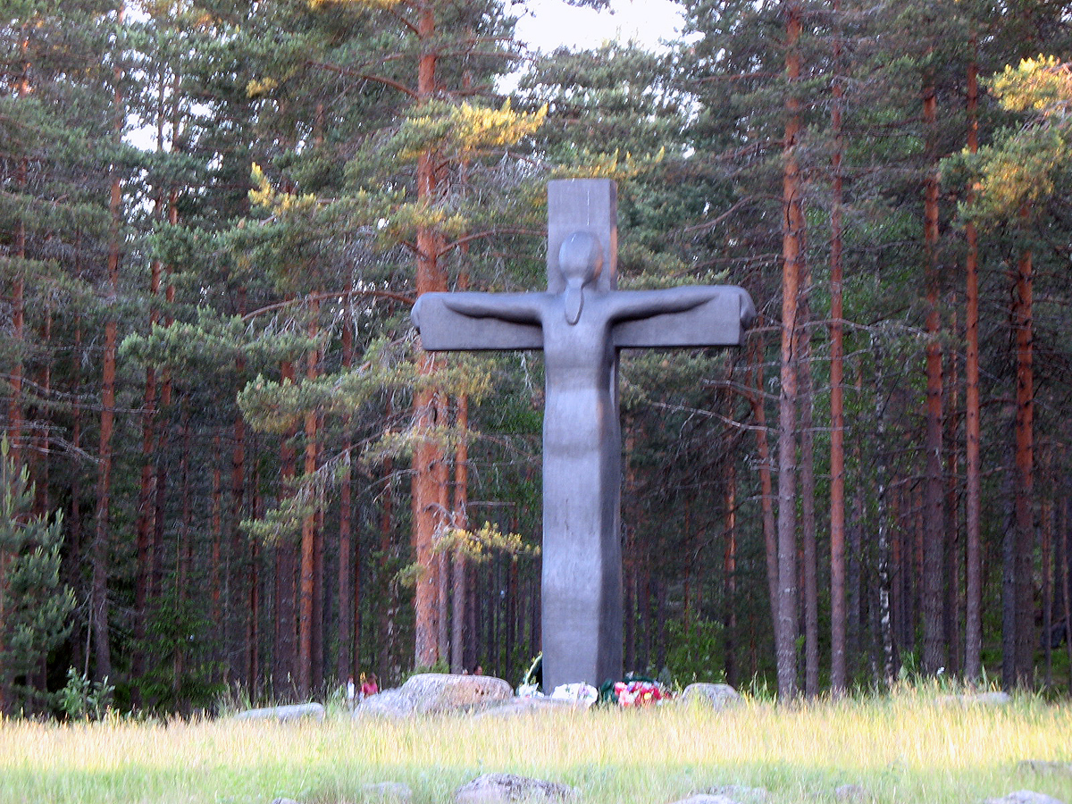 June 30, 2006. Cross of Sorrow