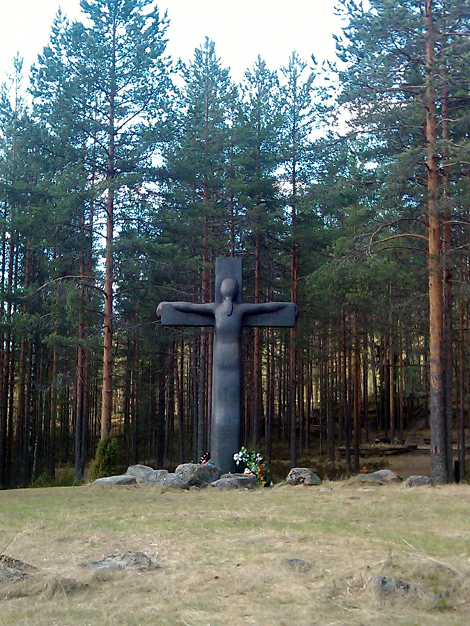 May 10, 2011. Cross of Sorrow