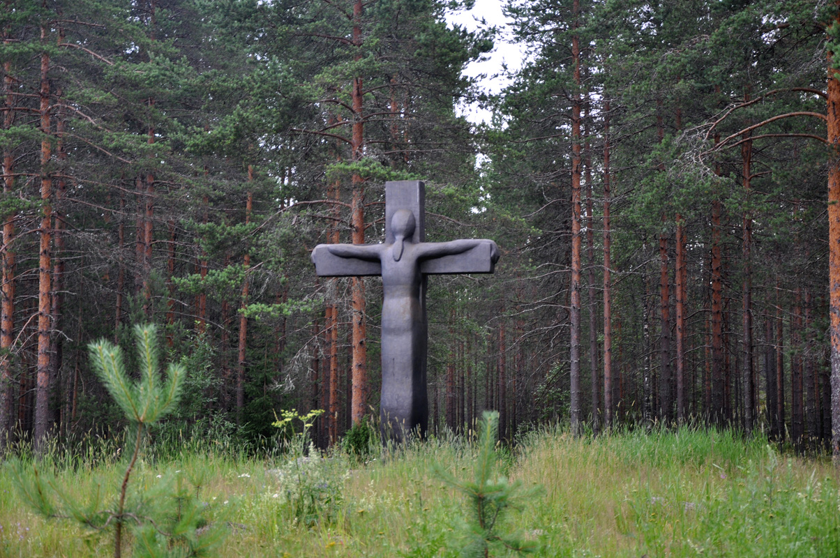 July 16, 2011. Cross of Sorrow