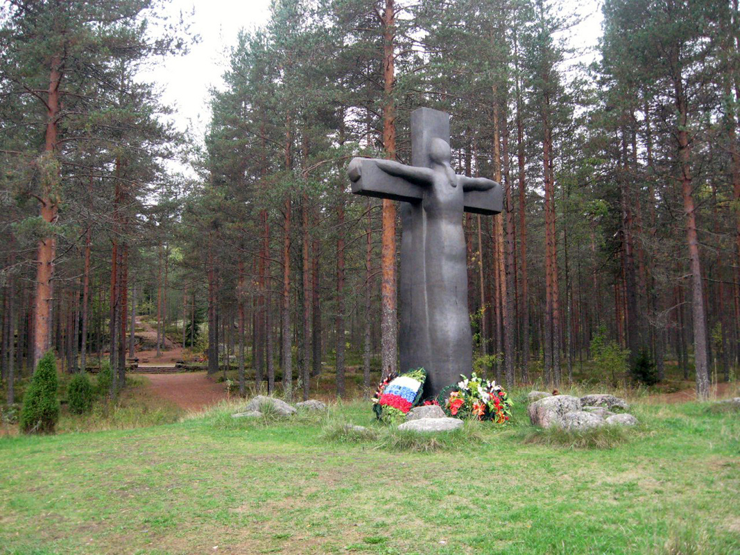 September 2010. Cross of Sorrow
