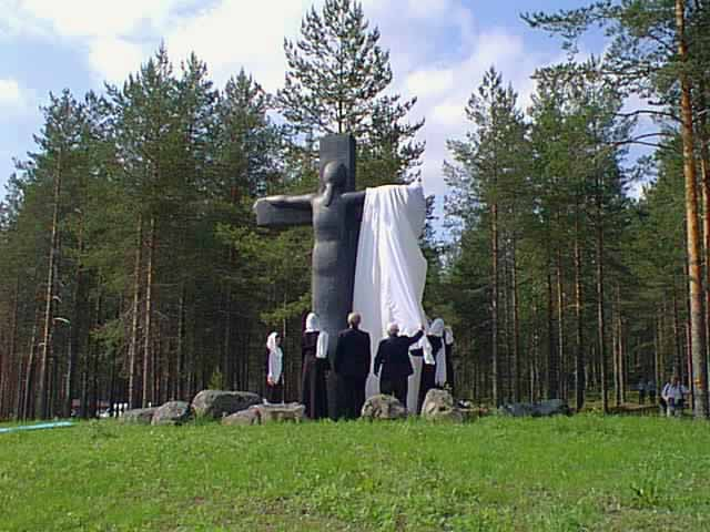 June 27, 2000. Cross of Sorrow
