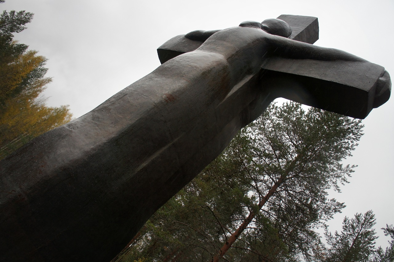 September 23, 2012. Cross of Sorrow