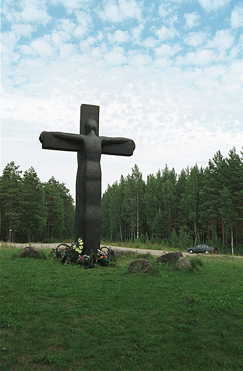 August 7, 2005. Cross of Sorrow