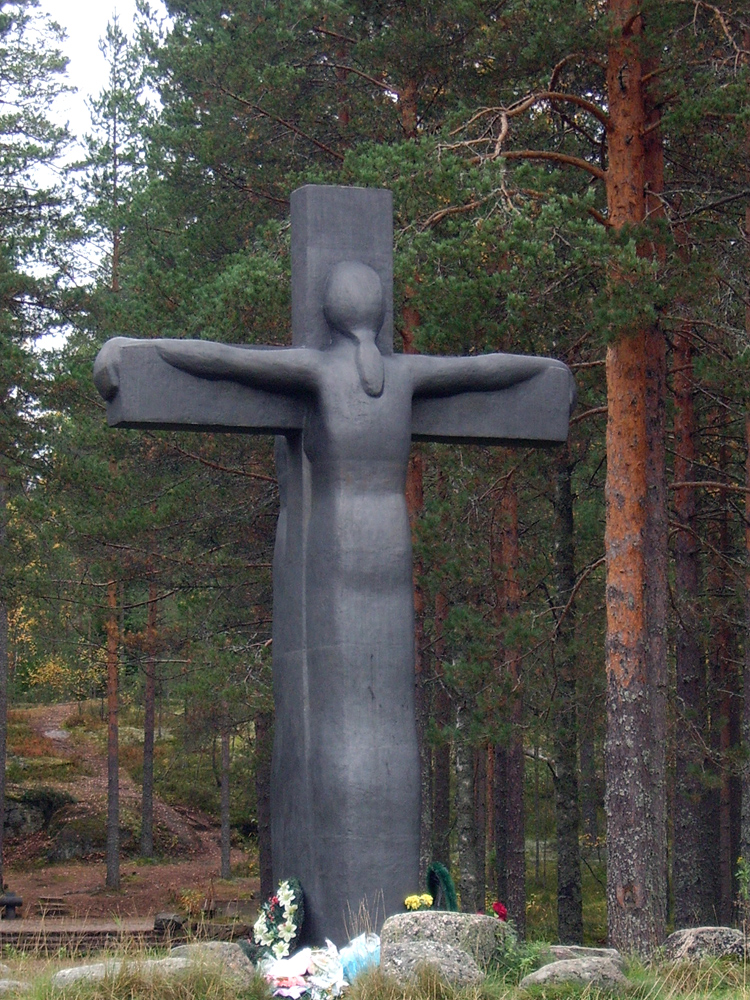 September 28, 2007. Cross of Sorrow