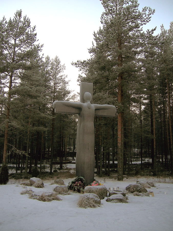 January 4, 2008. Cross of Sorrow
