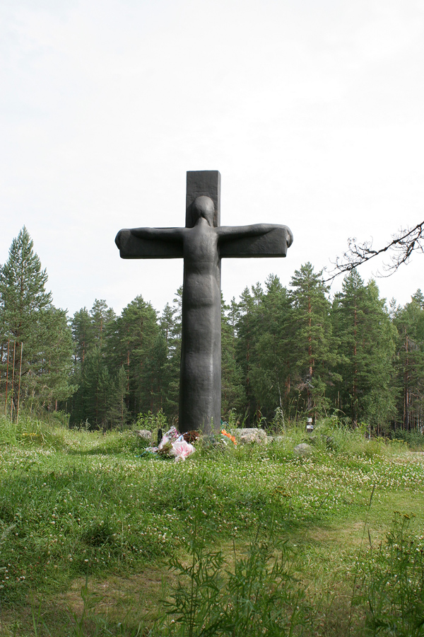 July 27, 2009. Cross of Sorrow