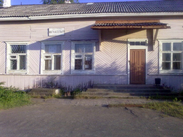 11 июня 2011 года. Станция Маткаселькя