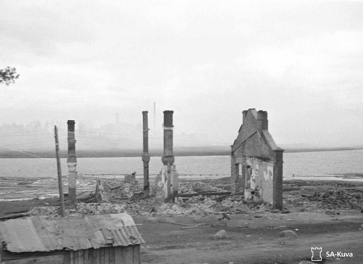 7 октября 1941 года. Соломенное