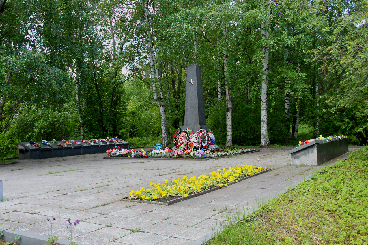 May 9, 2016. Solomennoye. Memorial to the Soviet soldiers
