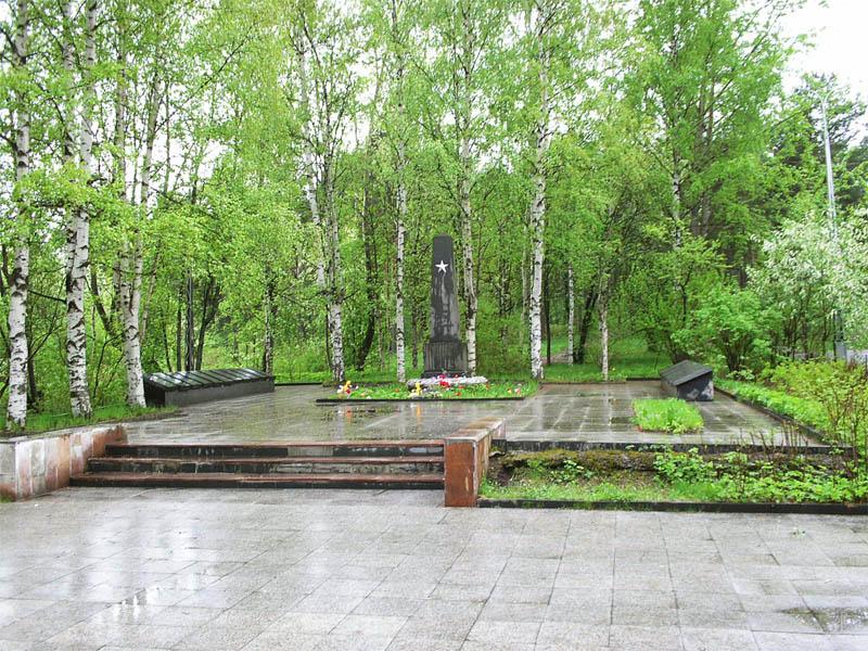 2008. Solomennoye. Memorial to the Soviet soldiers