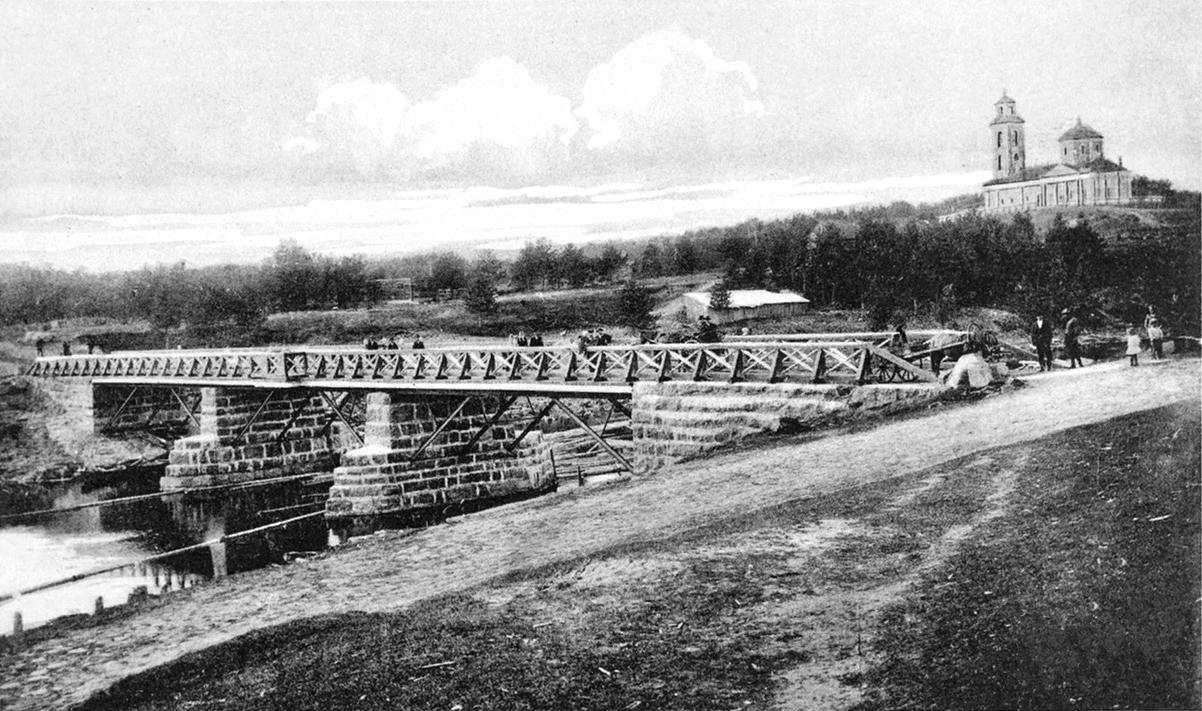 Начало 1900-х годов. Тулема