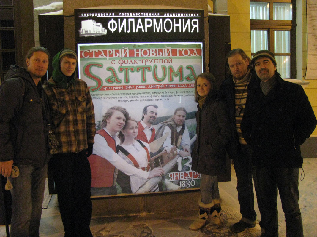 January 14, 2010. Sattuma