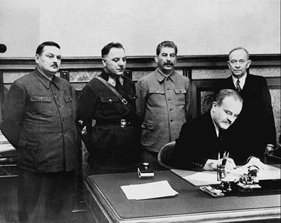 2 декабря 1939 года. Москва
