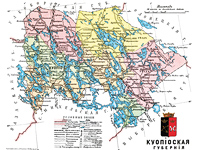 1913. Kuopion kuvernementti