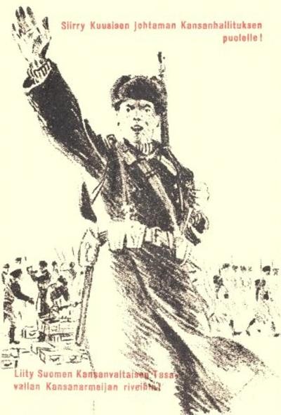 Joulukuu 1939. Neuvostoliiton propaganda-lentolehtinen