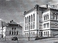Late 1930's. The Lyceum