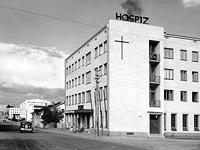 Late 1930's. Hospiz