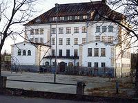 Сентябрь 1993 года. Бывшая народная школа