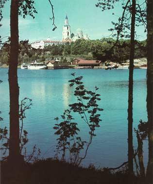 1939 год. Остров Валаам