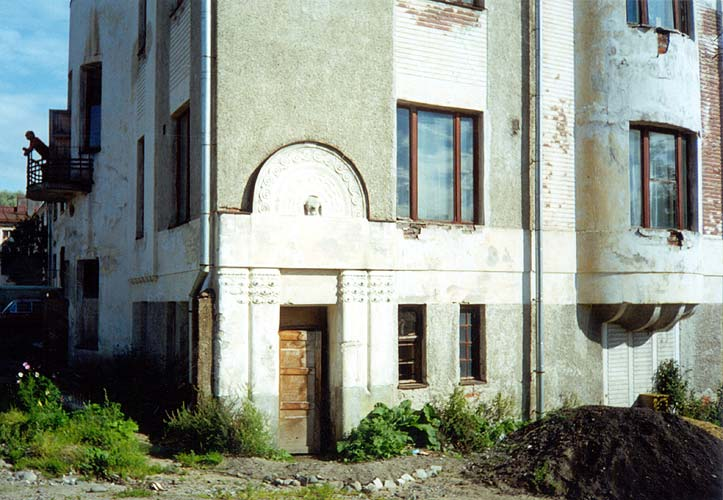 2001. Sortavala. The Coastal Warehouse