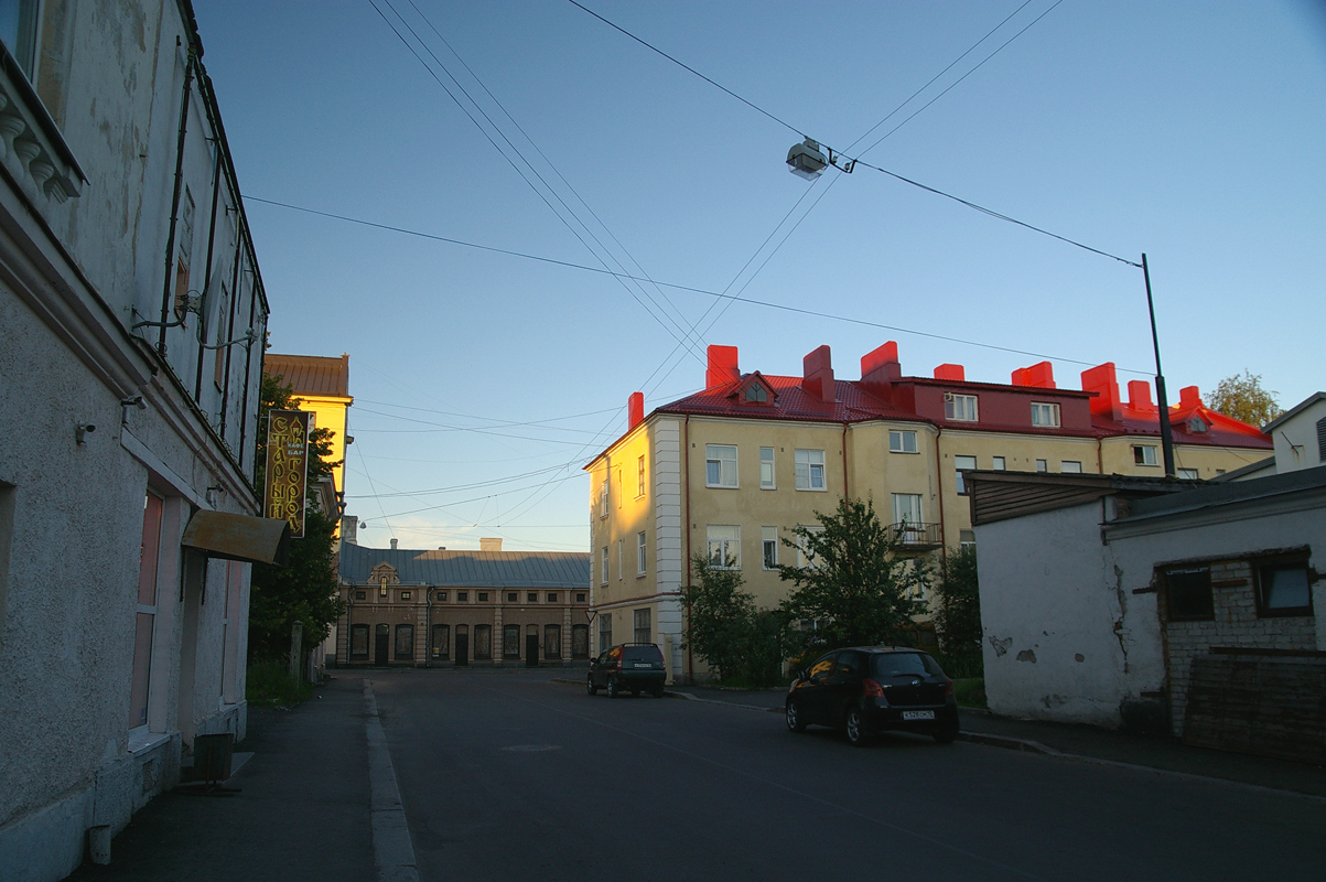 July 13, 2014. Sortavala - The Dwelling House With A Shop