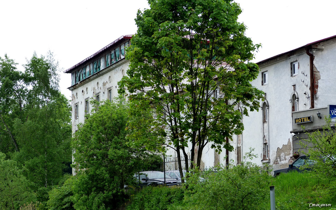 June 10, 2012. Sortavala. Brewery