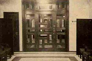 1930. Sortavala. Säästöpankki