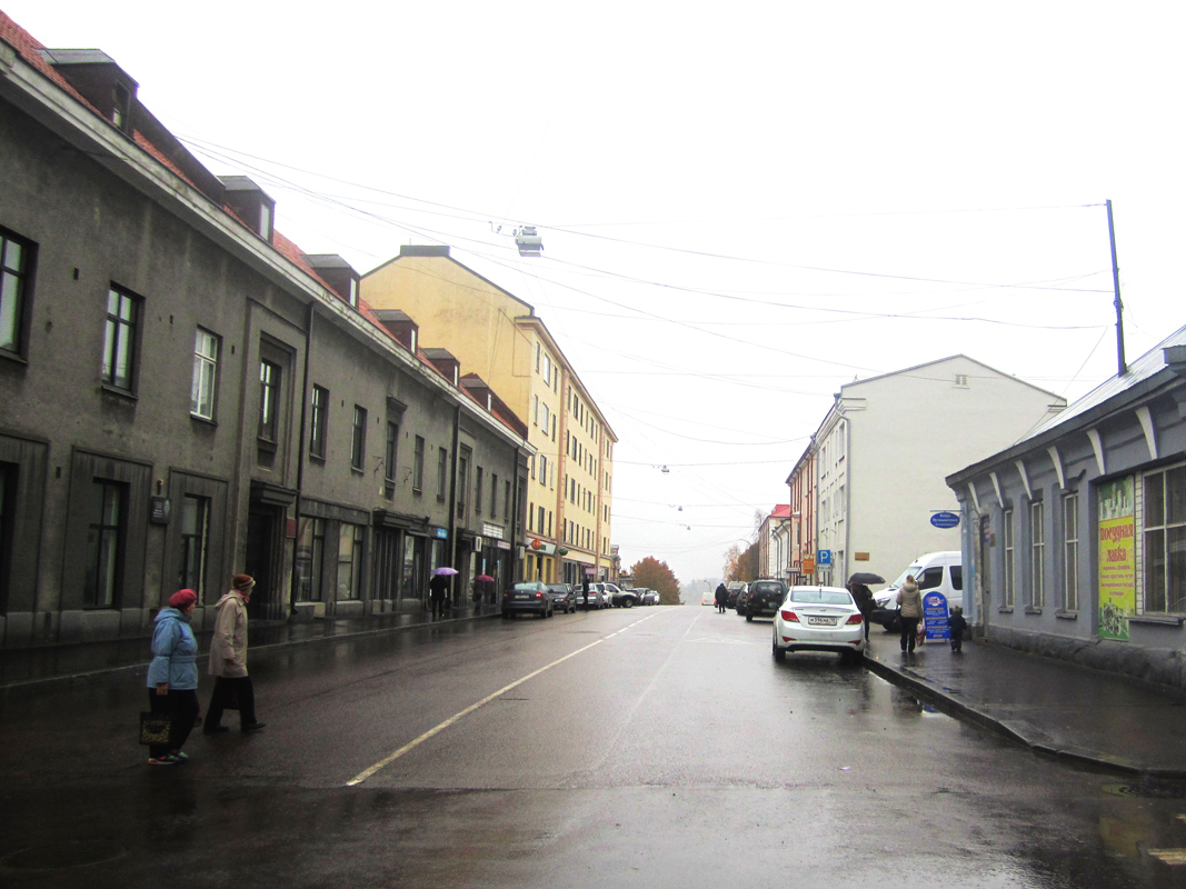 October 26, 2015. Sortavala. Savings bank