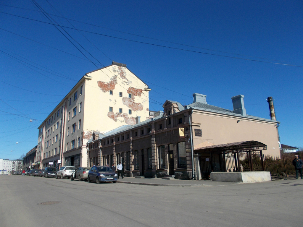 March 26, 2015. Sortavala. Savings bank