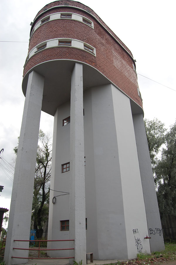 August 5, 2008. Sortavala. Water tower
