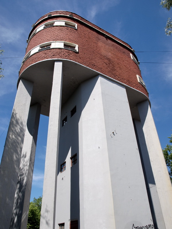 2010. Sortavala. Water tower