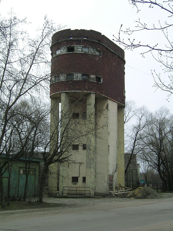May 2, 2007. Sortavala. Water tower